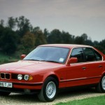 BMW E34 5-serie