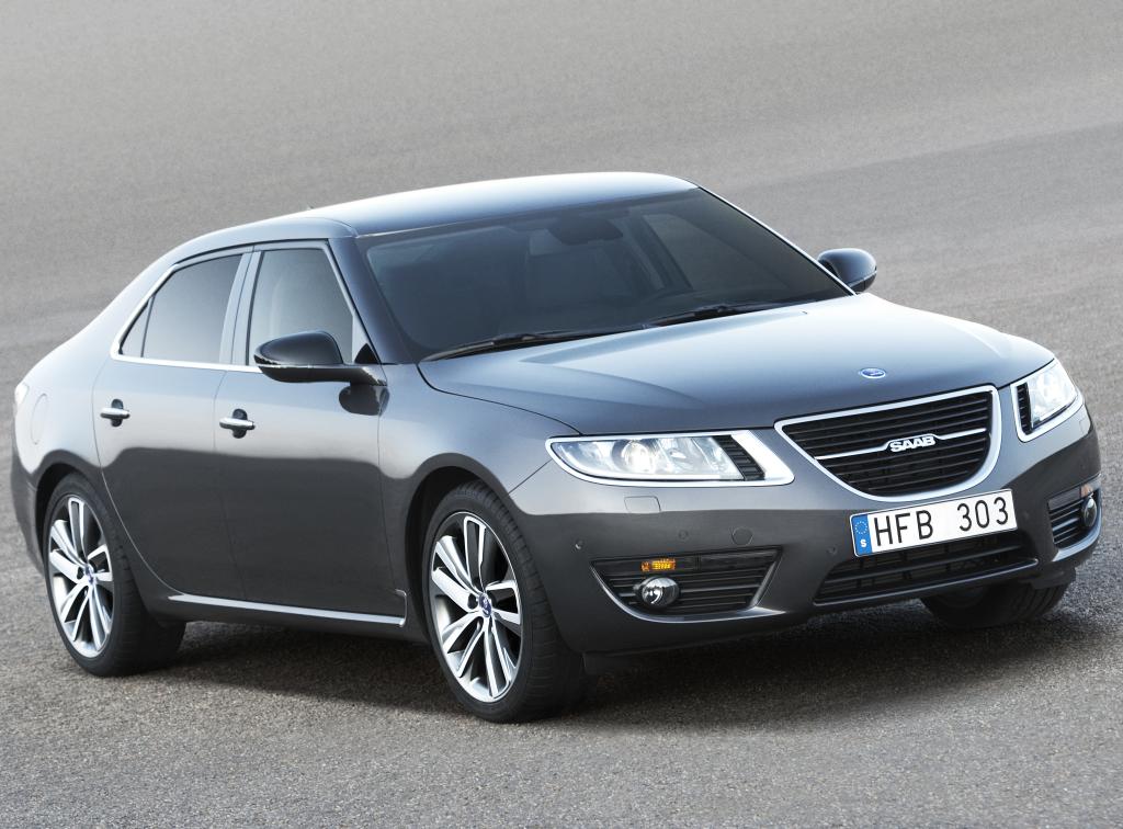 Nya Saab 9-5 blev den sista nya Saaben innan konkursen, en alldeles utmärkt större permiumbil som kunde konkurrera fullt ut med sina tyska antagonister.