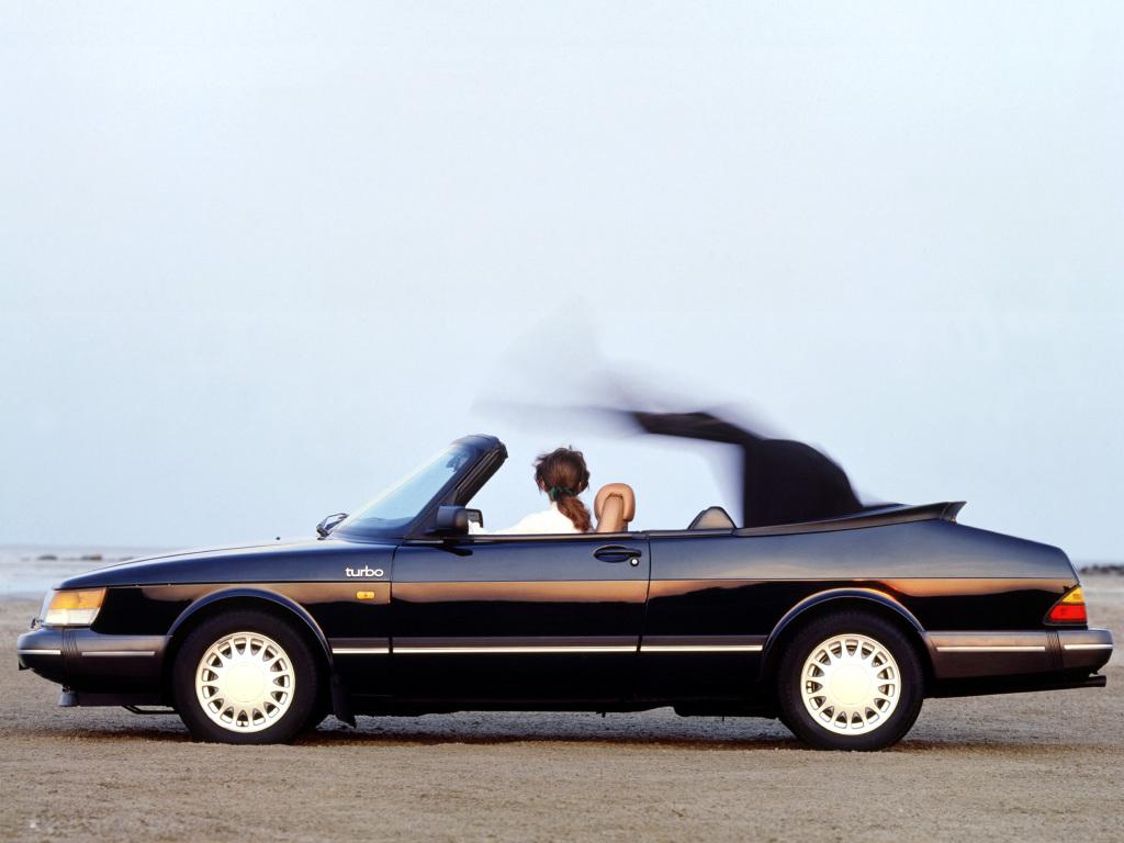 Saab 900 Cabriolet, en succé och ett verkligt lyckokast för Saab, särskilt i USA