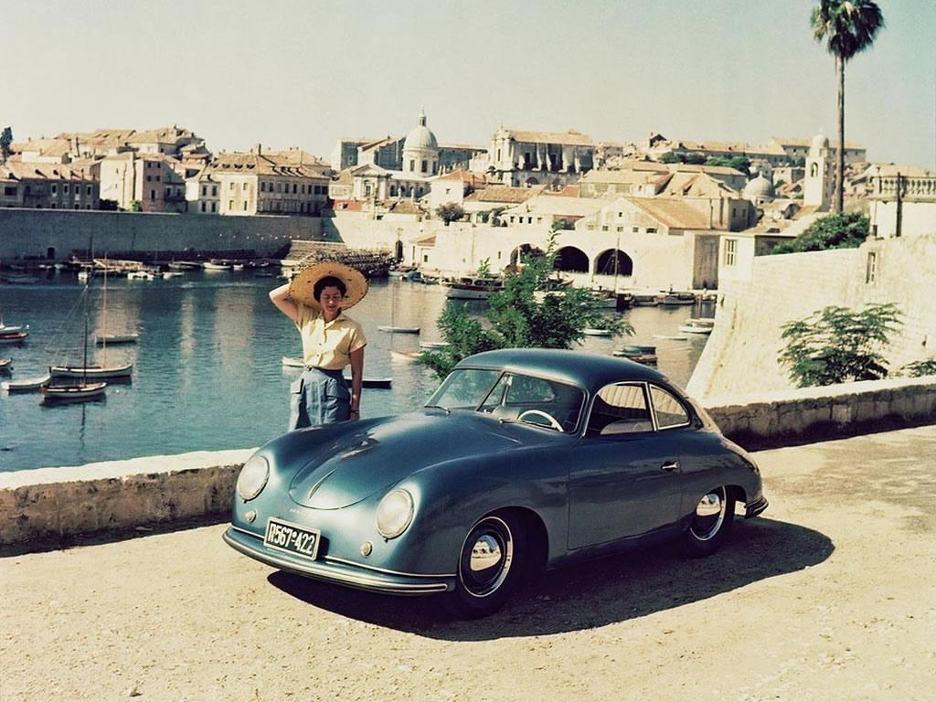 Porsche 356 Coupé, Pre-A, 1950-55
