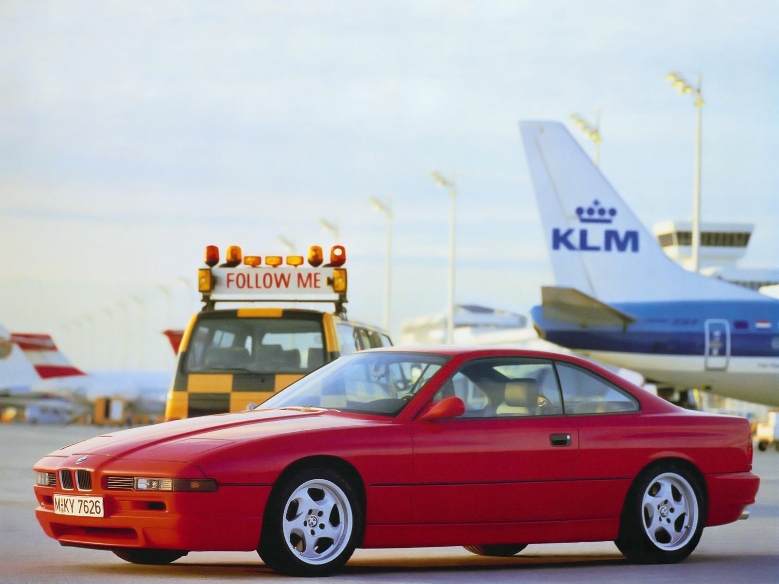 BMW 850 CSi_