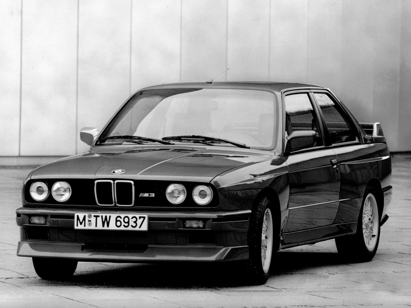 BMW E30 M3 Evolution II