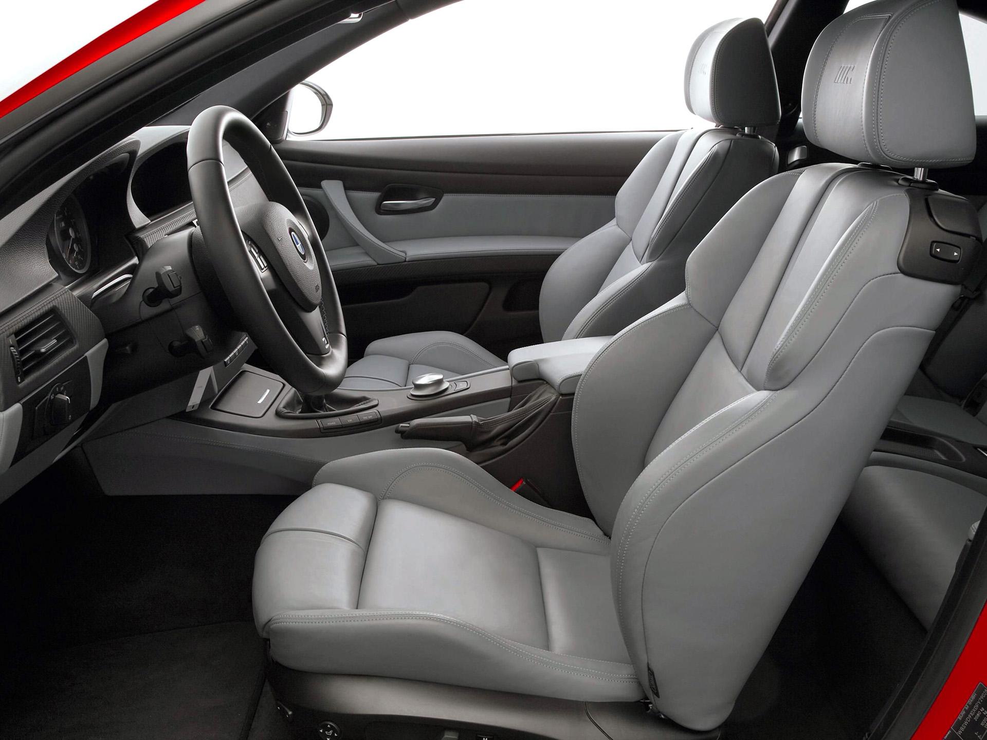 BMW E90 M3 interior_