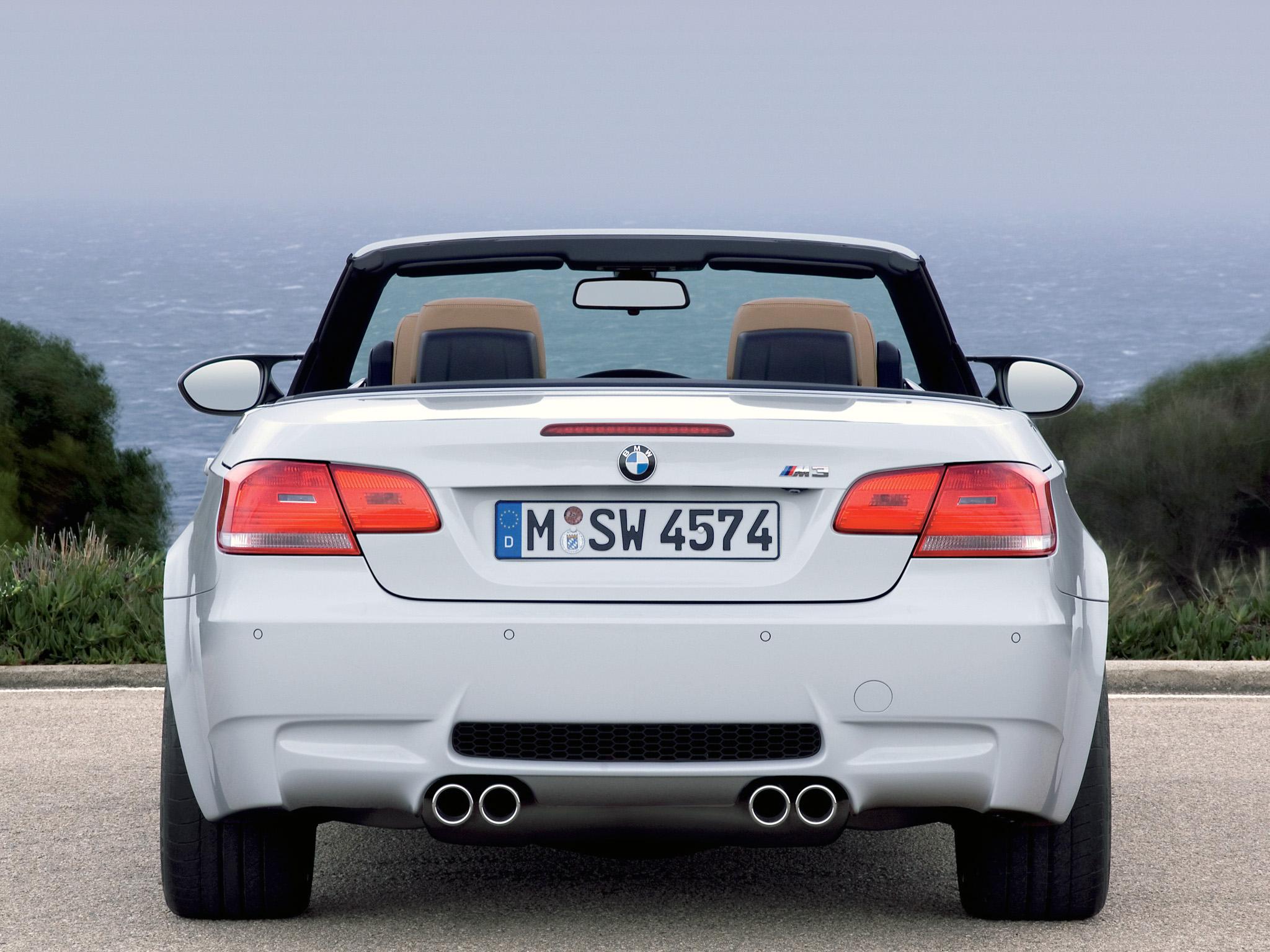 BMW M3 (2008) Cabriolet