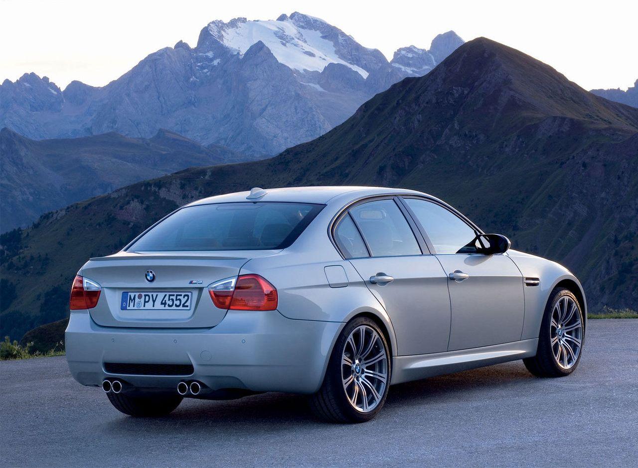 BMW M3 Sedan (2008)