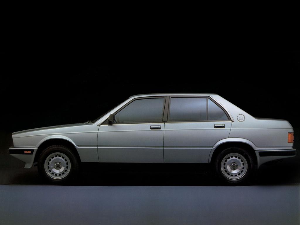 Maserati 425 1983-89_