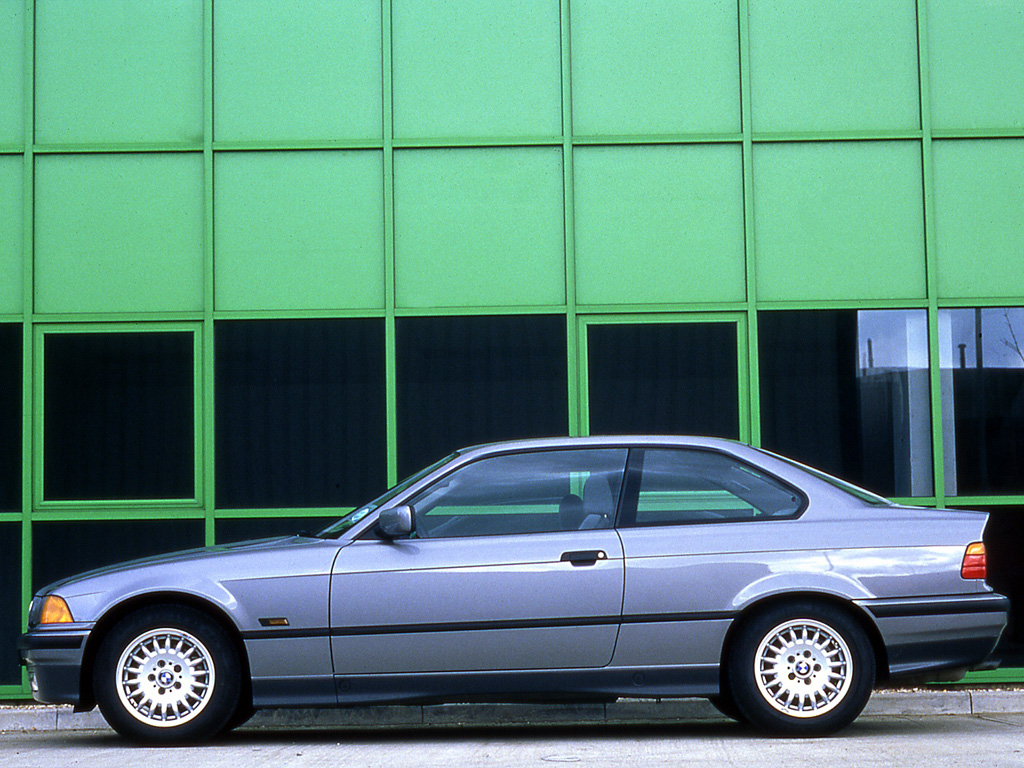 318is Coupé E36