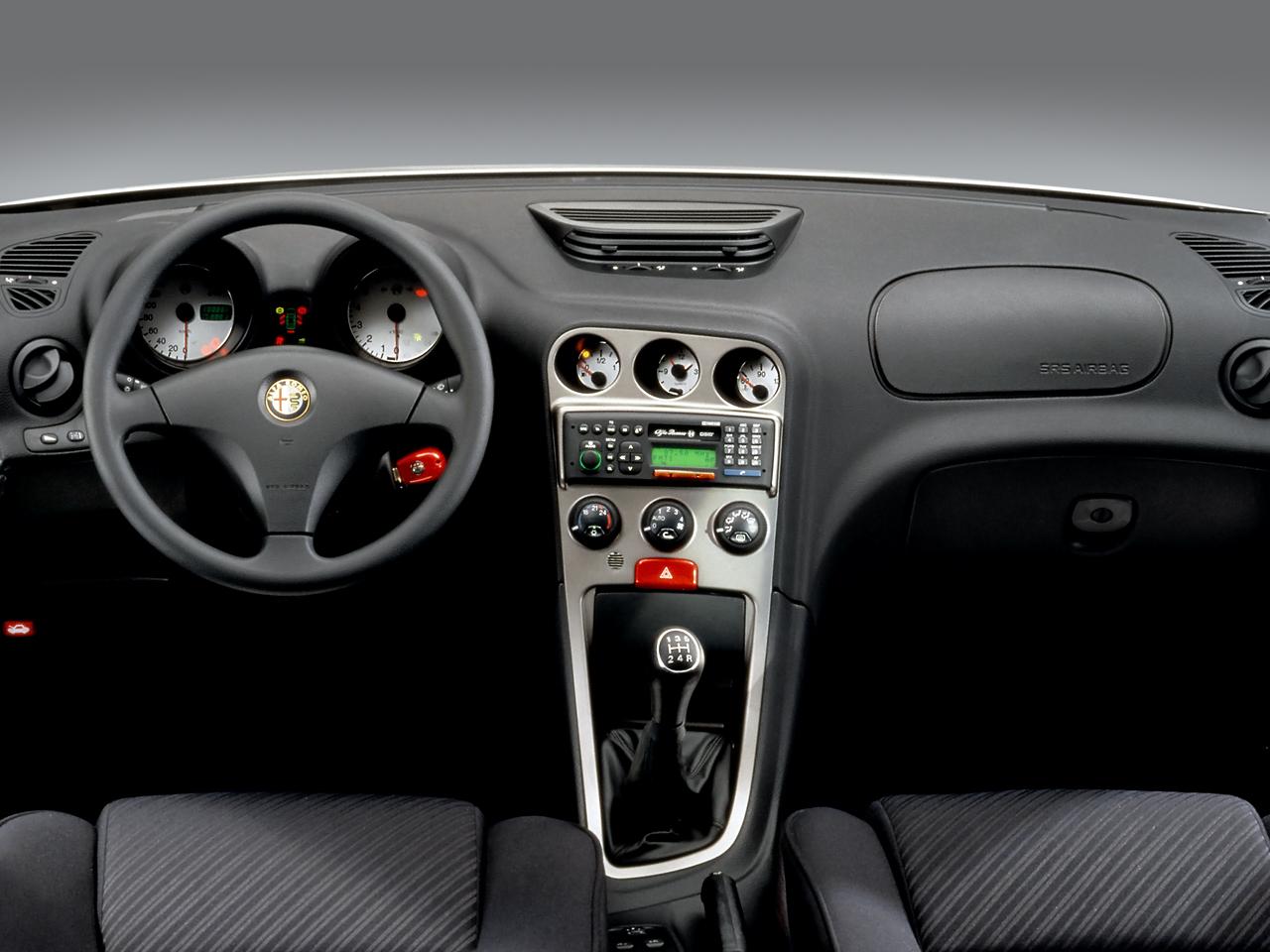 156 interior