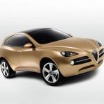 Alfa Romeo Kamal Concept 2003