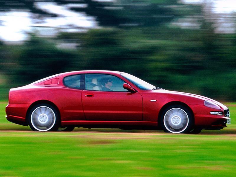 Maserati 3200 GT 1998-2001