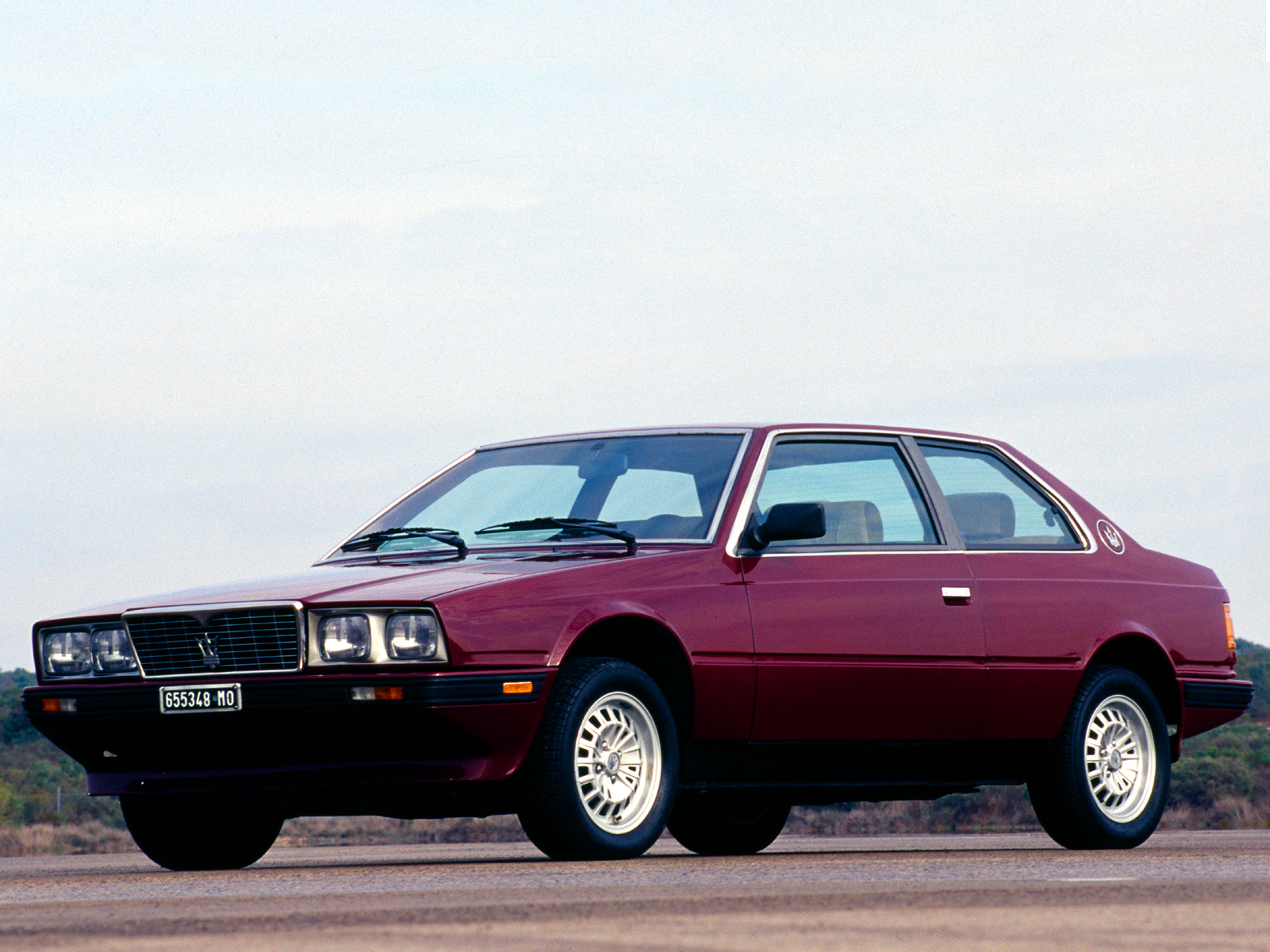 Maserati Biturbo, 1981