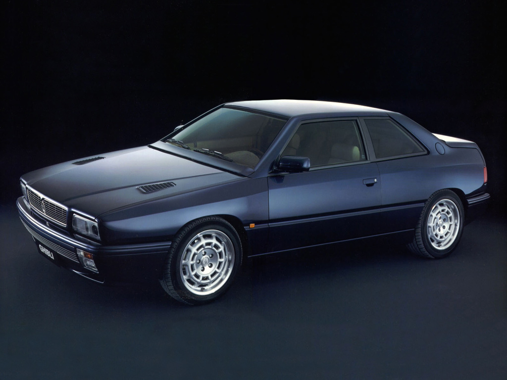 Maserati Ghibli 1992-98