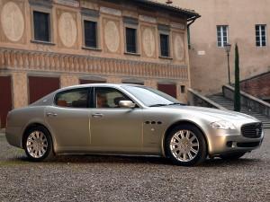 Maserati Quattroporte V_