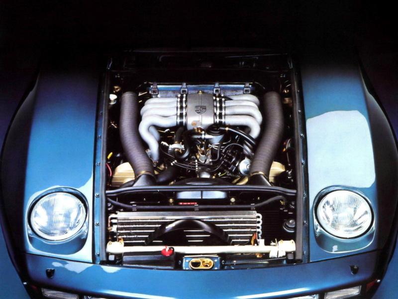928 V8