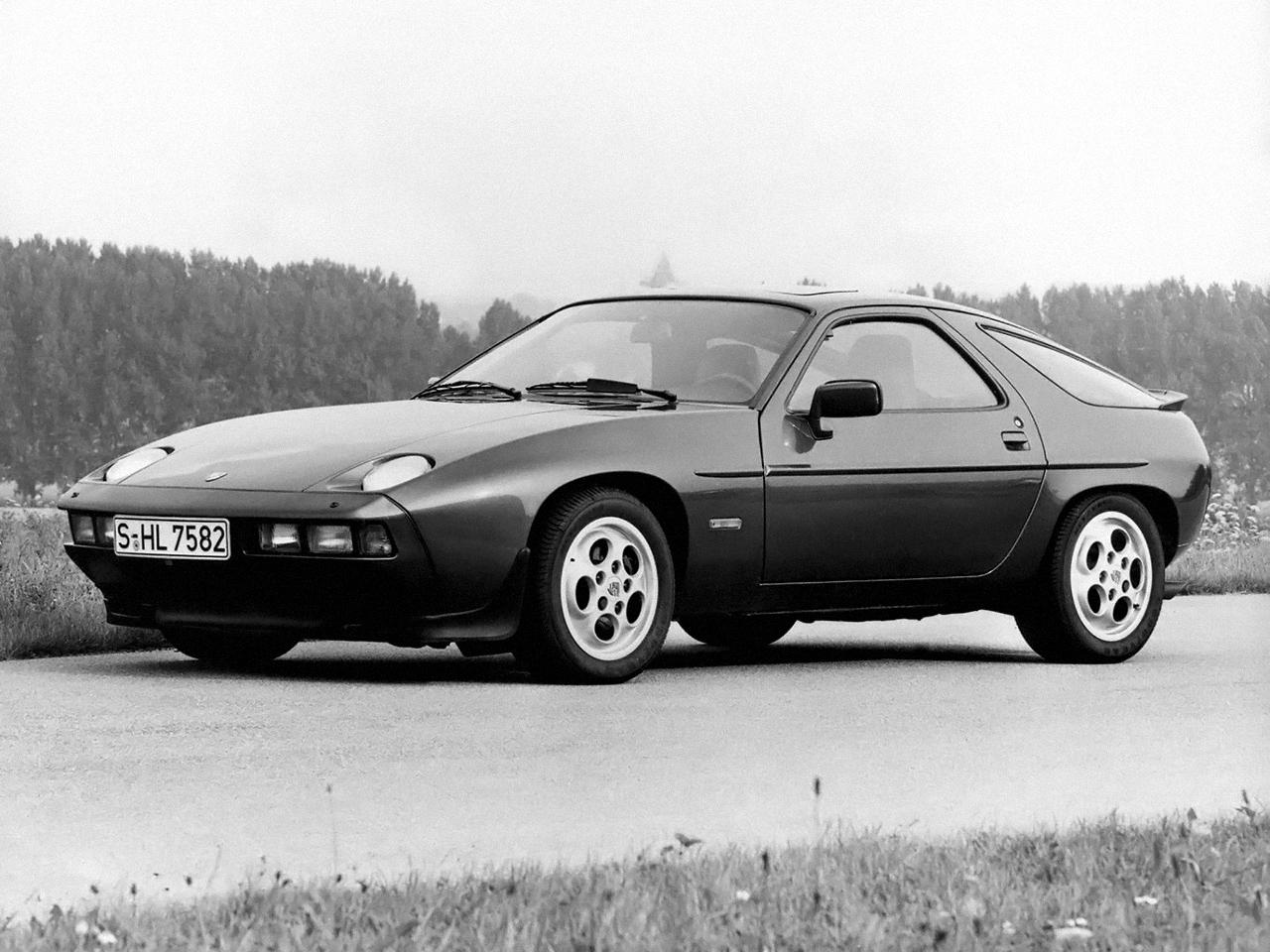 Den starkare och tuffare 928 S, 1980-86