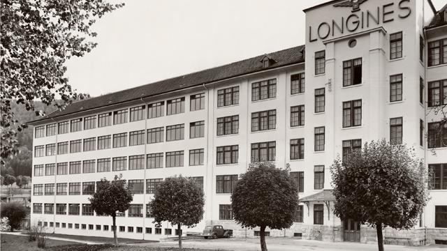 Longines_Factory_1950