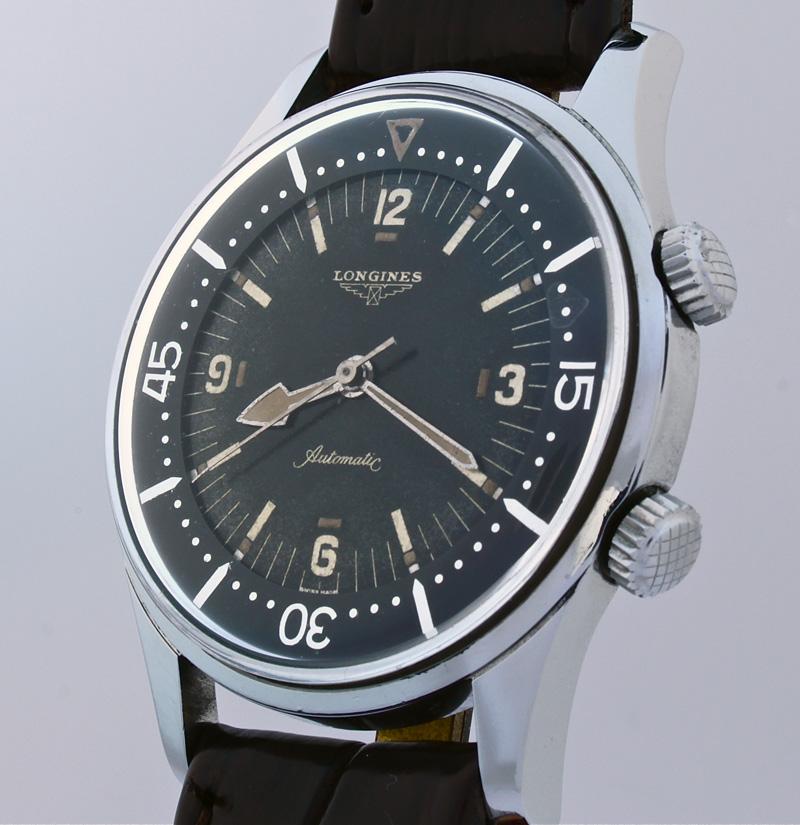 Longines Diver Compressor 1960
