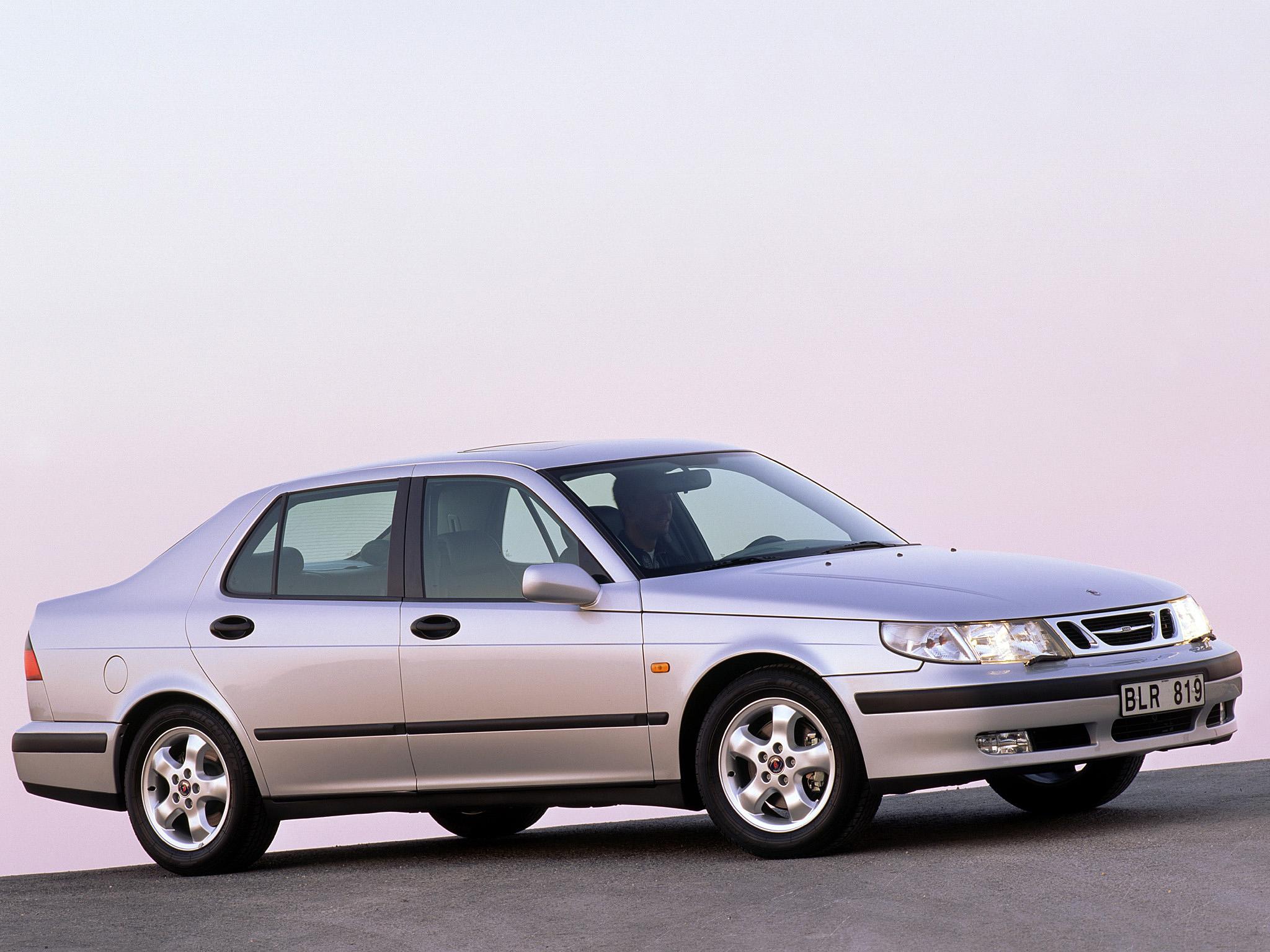 Saab 9-5 1997-01__