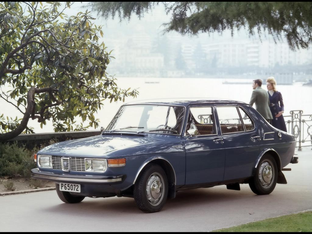 Saab 99 (1972)