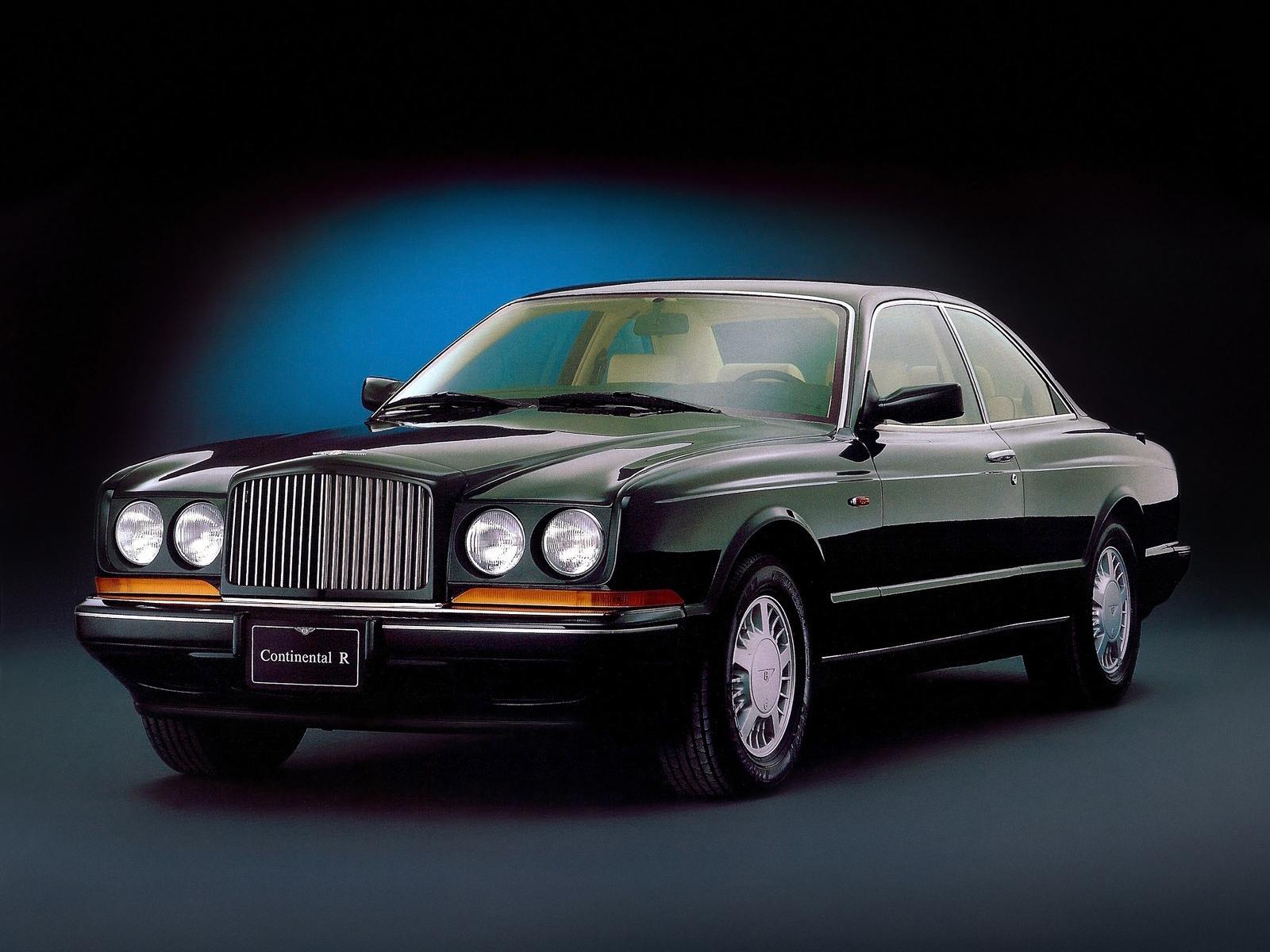 Bentley Continental R, 1991