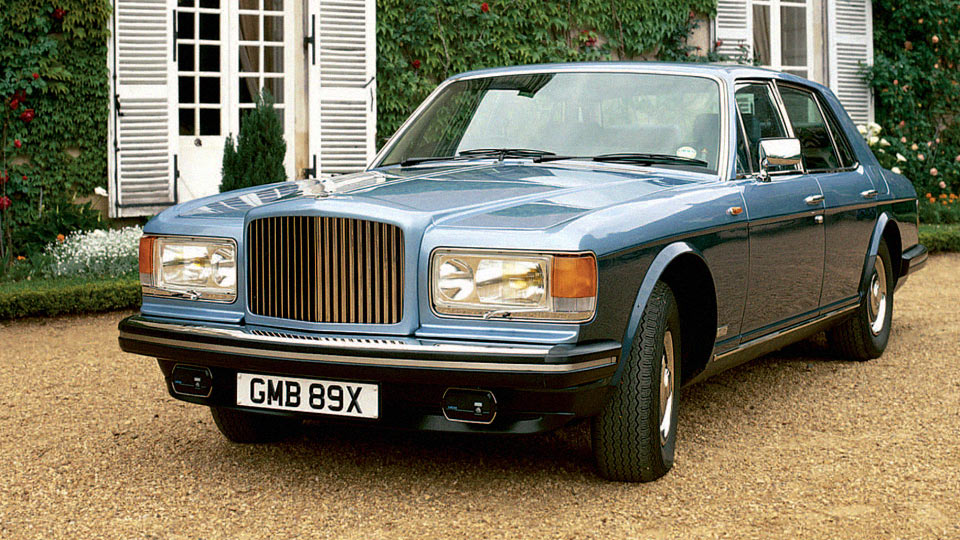 Bentley Mulsanne Turbo, 1982