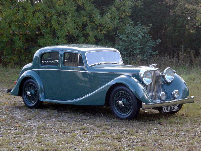 SS Jaguar 1.5 Litre 1935