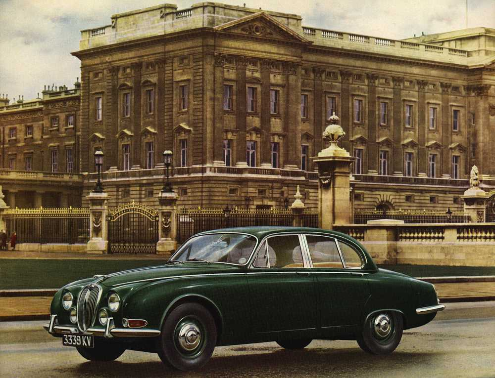 Jaguar S-Type 1963