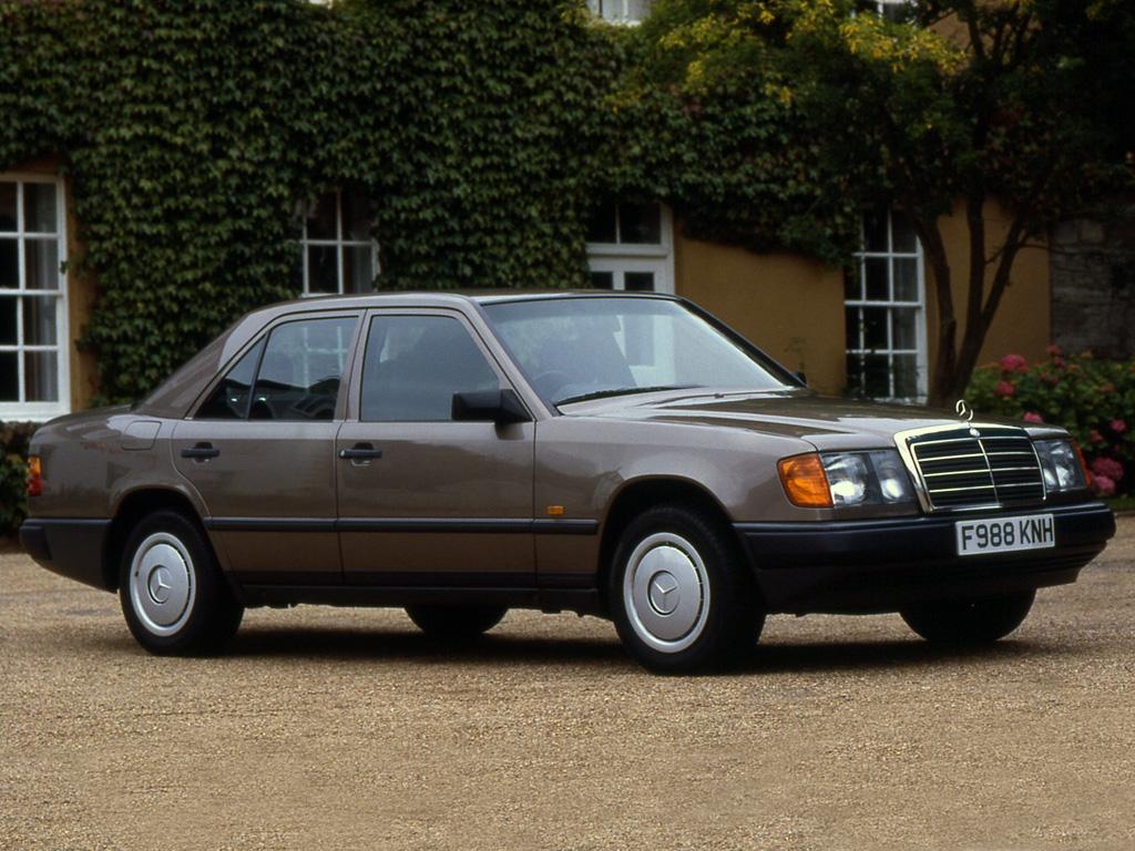 Mercedes W124 200-300E 1986-89__