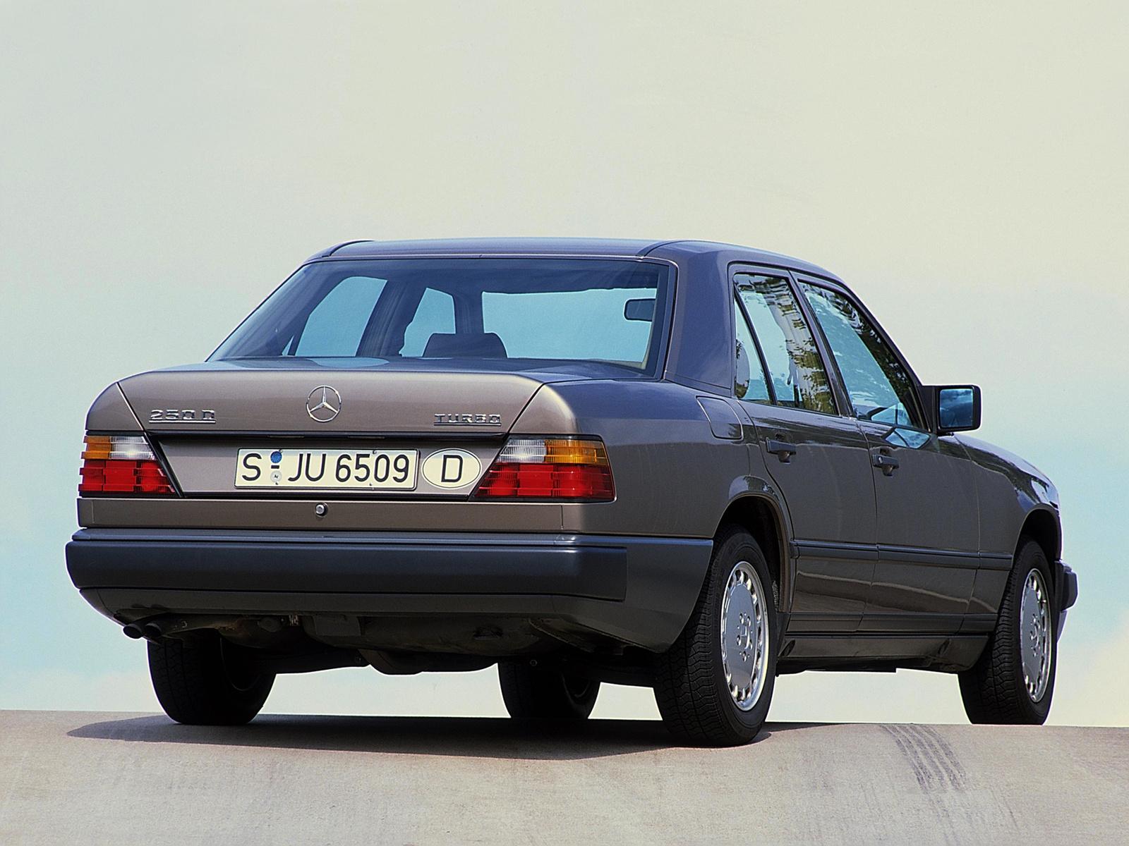 Mercedes W124 250D