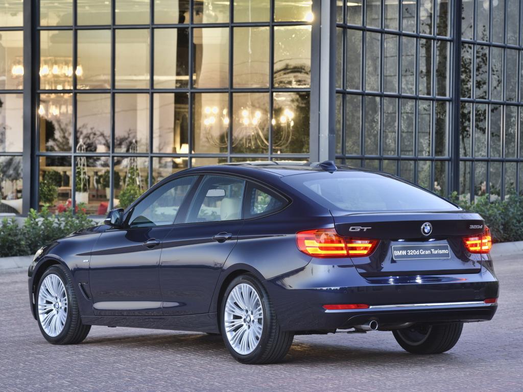 BMW 3-serie GT, ett högst udda grepp av BMW men en alldeles utmärkt bil.