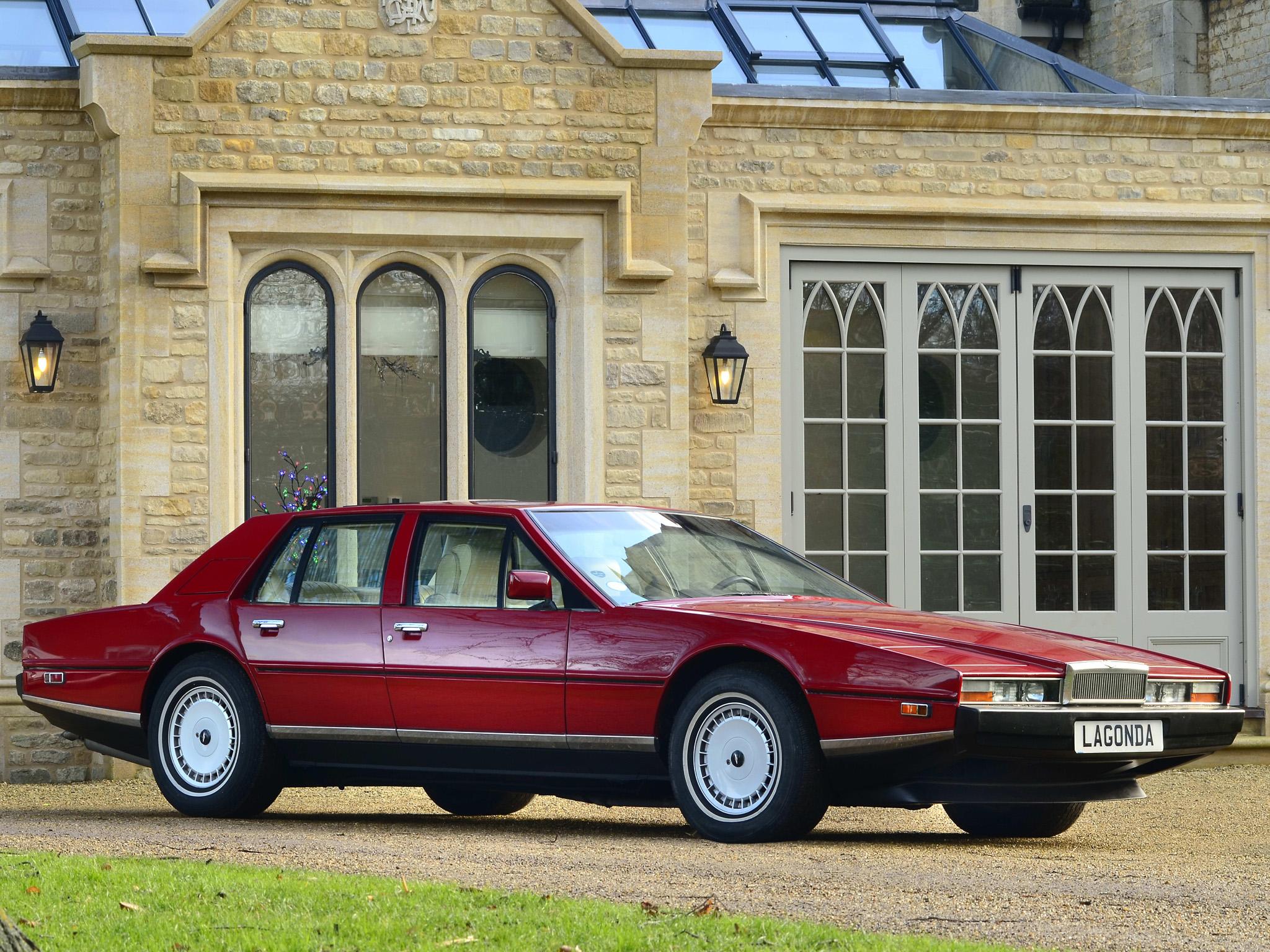 AM Lagonda 1976-87