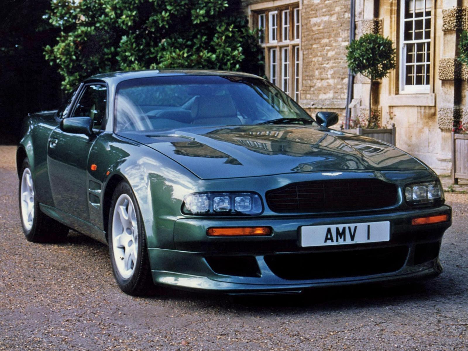 AM V8 Vantage.