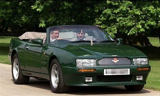 Prince Charles AM Virage Volante 6.3