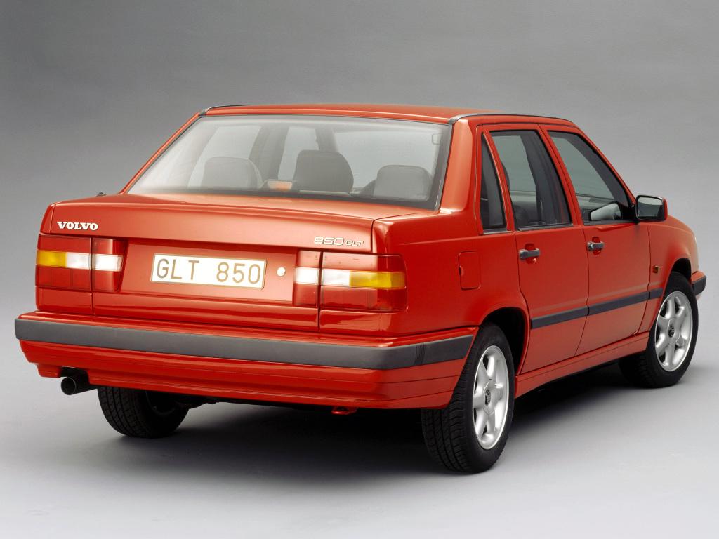 Volvo 850 1991_