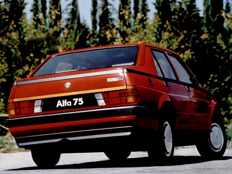 Alfa 75 2.0
