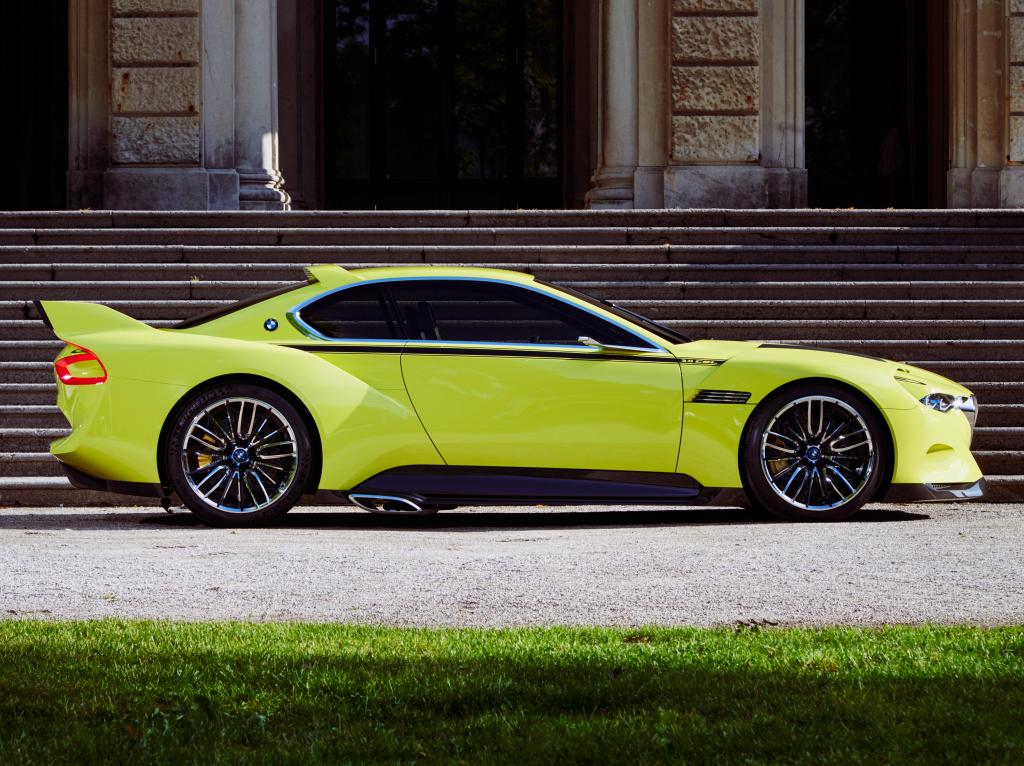 BMW 3.0 CSL Hommage - ett mästerverk bland konceptbilar!