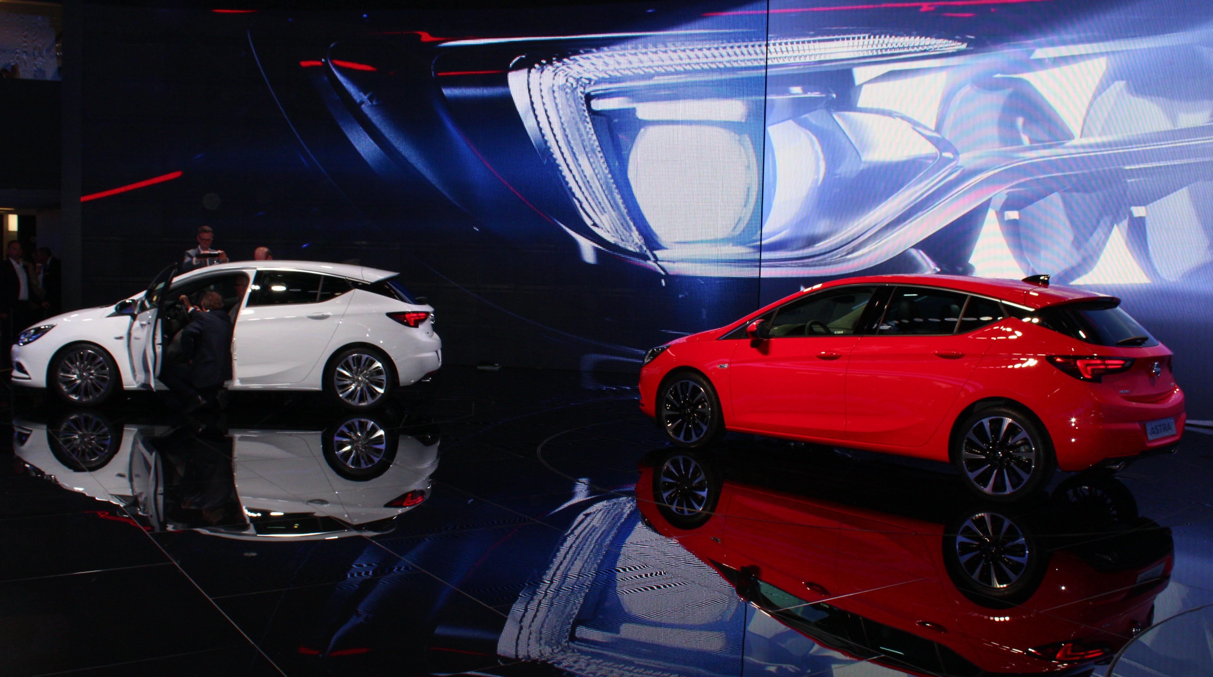 Nya Opel Astra kommer med stor sannolikhet att bli en stark kandidat i det gyttriga Golf-segmentet.