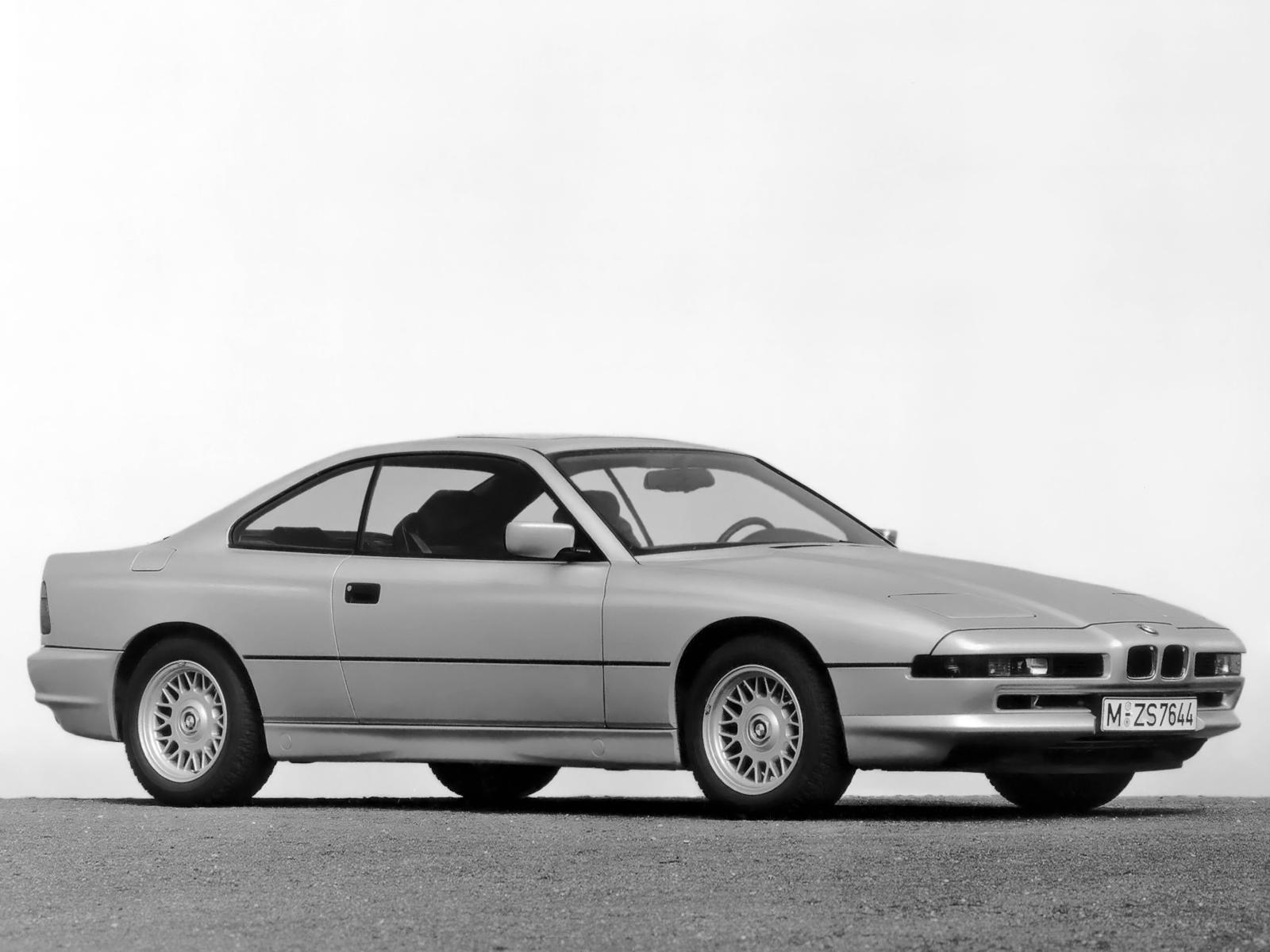 BMW 850i-