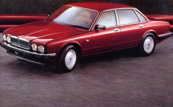 Jaguar XJ40_XJ6