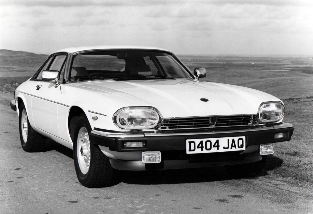 Jaguar XJ-S Coupé 1982-91_