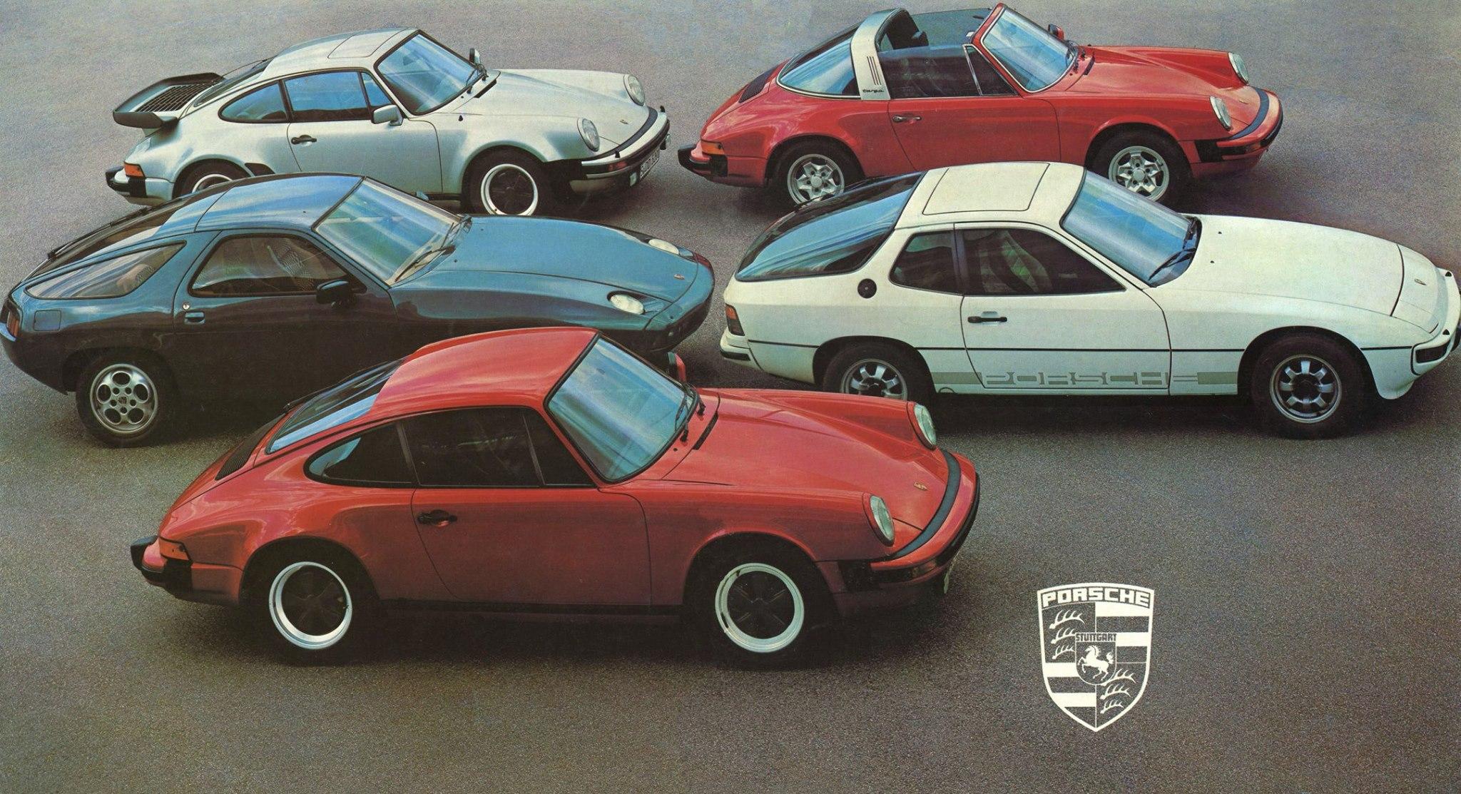 porsche 1978_