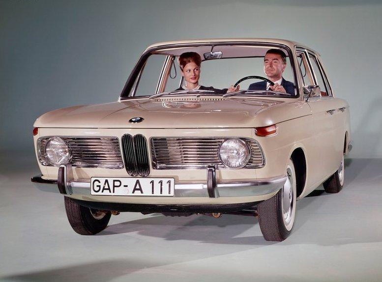 BMW 1500 1961-64-