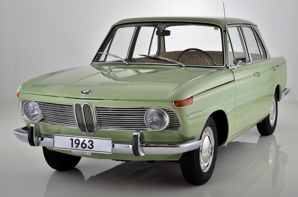 BMW 1500 1961-64