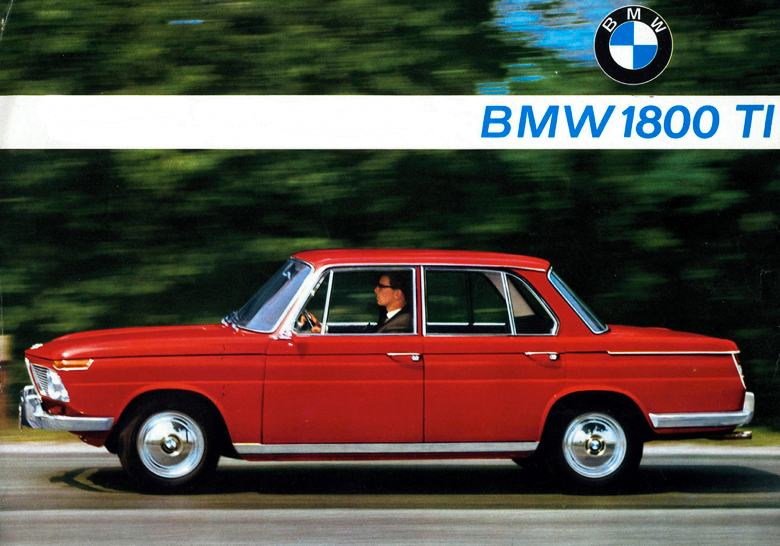 BMW 1800 Ti commercial