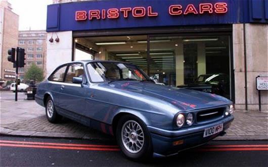 Bristols enda återförsäljare sedan decennier är beläget på Kensington Street i centrala London.