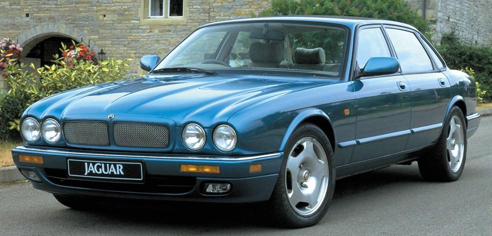 Jaguar XJR, 1995-97